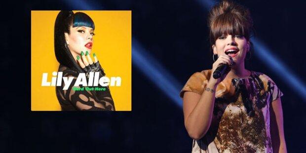 Lily Allen ist mit Single zurück
