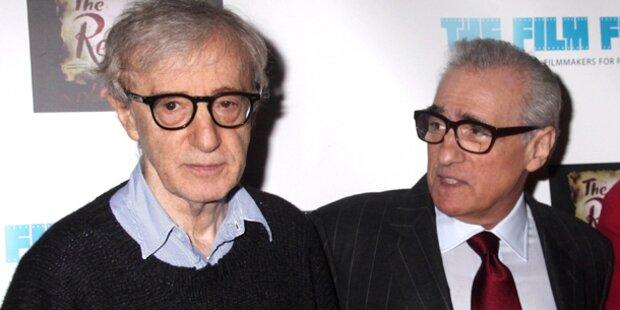 Allen und Scorsese nominiert