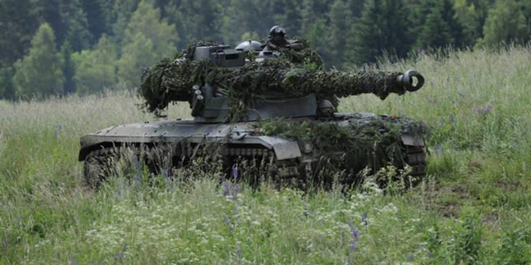 Zwei Soldaten bei Kaderausbildung verletzt