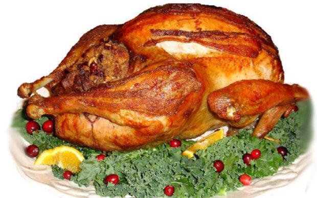 Thanksgiving-Truthahn gibt es auch bei uns