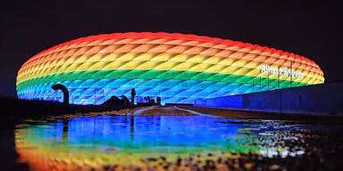Regenbogen-Verbot sorgt für Unmut