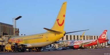Allianz zwischen TUIfly und Air Berlin genehmigt