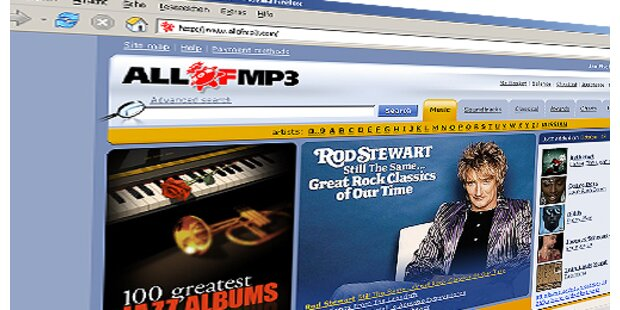 Musikindustrie klagt auf 1,65 Billionen Dollar