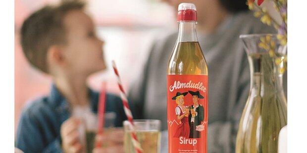 Almdudler trennte sich von Coca-Cola