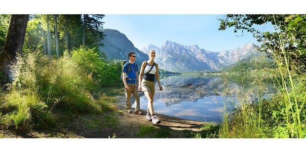 Das sind die beliebtesten Urlaubsregionen in Österreich