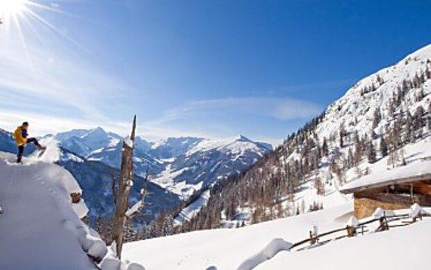 Viel Platz zum Skifahren im Tiroler Alpbachtal