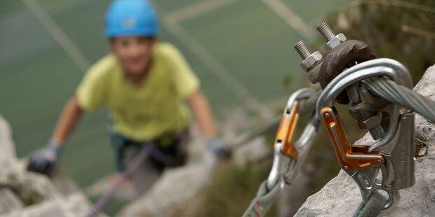 Schwerer Kletterunfall auf gesperrtem Steig in Tirol