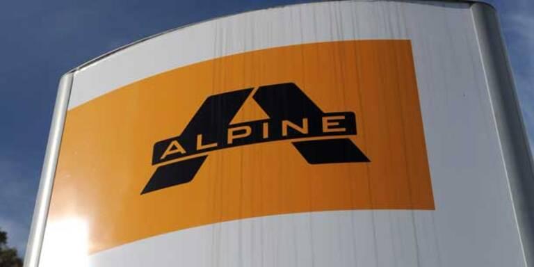 Alpine-Rettungspaket in Kraft