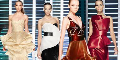 Alta Moda Kleider-Träume aus Rom Designer Haute Couture