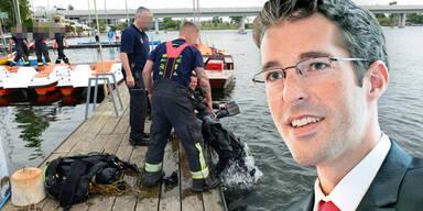 Alte Donau: Schwere Vorwürfe von Anwalt