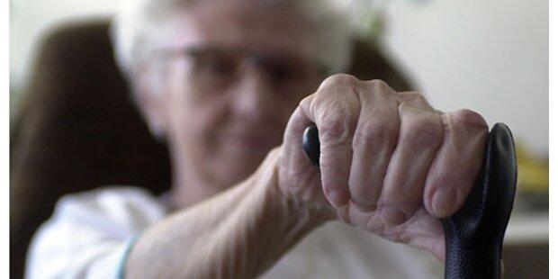 Alzheimer-Diagnose kommt oft zu spät