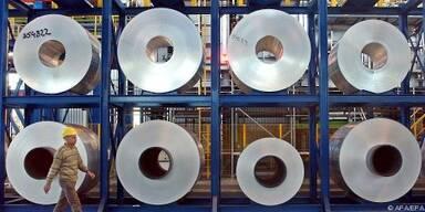 Aluminium-Nachfrage zieht an