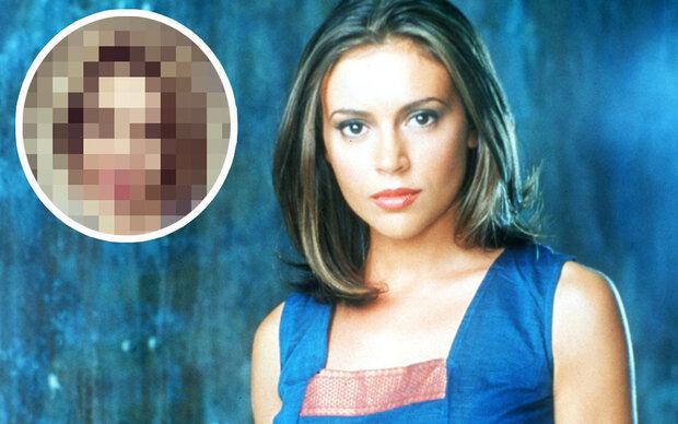 """So sehr hat sich """"Charmed-Star"""" Alyssa Milano verändert"""
