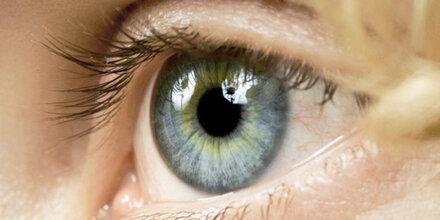 Alzheimer-Test beim Augenarzt