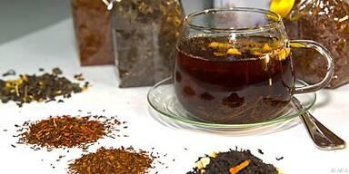 Am 7. November ist der Tag des Tees