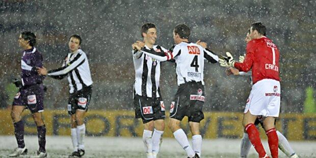 LASK möchte Austria auch im ÖFB-Cup Bein stellen