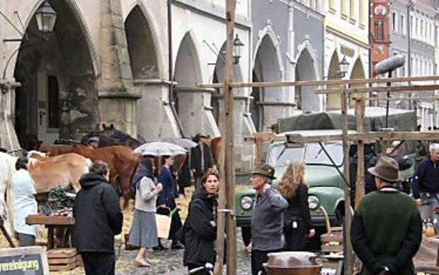 Klein-Hollywood in Görlitz an der Neiße