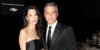 Clooney: So wird Hochzeit in Venedig
