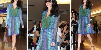 Amal Clooney in Tokio