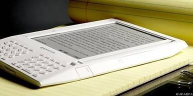 """Amazons Lesegerät """"Kindle"""" hat sich etabliert"""