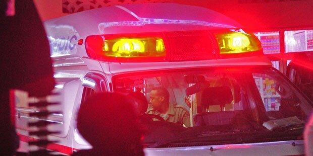 USA: Polizist am Flughafen durch Stiche verletzt