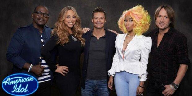 Carey & Minaj: Ausstieg bei