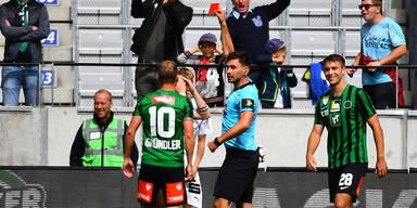 Innsbruck feiert 1:0-Sieg über Amstetten