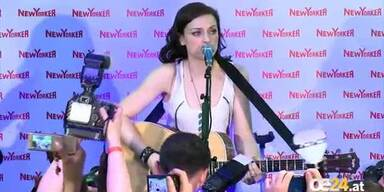"""Amy Macdonald: """"Pride"""" live in Wien"""