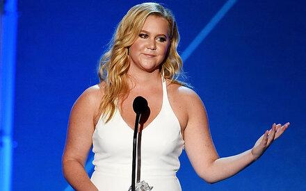 """Amy Schumer: """"In Hollywood gelte ich als sehr fett"""""""