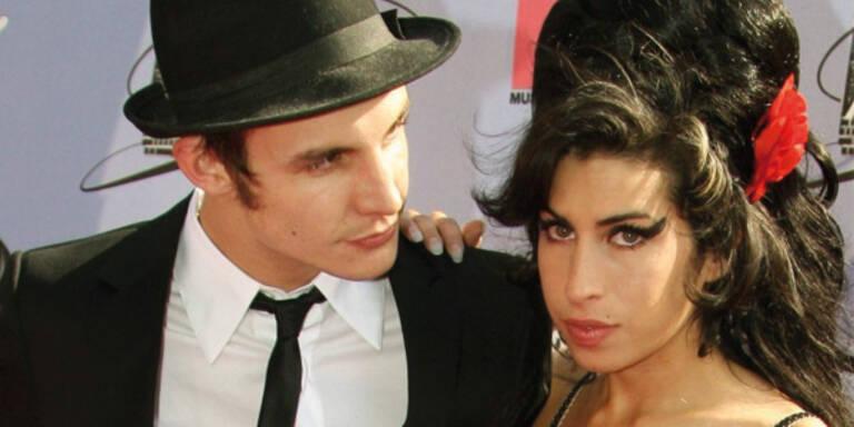 Amy Winehouse plant zweite Hochzeit mit Blake