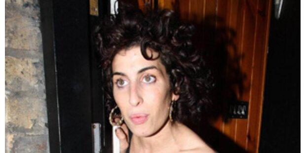 Amy Winehouse Grind Haarnest Weicht Wuschellocken