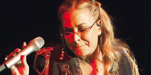 Anastacias Comeback in Wien