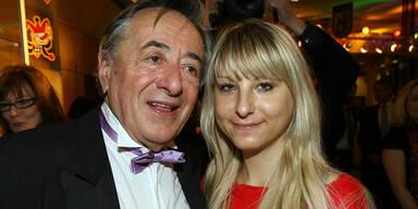 Anastasia Sokol Katzi und Richard Lugner