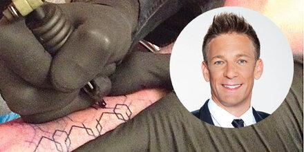 Andi Knoll: Statt Auto jetzt ein neues Tattoo