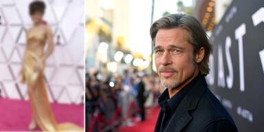 Andra Day Brad Pitt