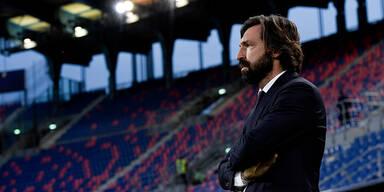 Trainerbeben: Pirlo-Aus bei Juventus