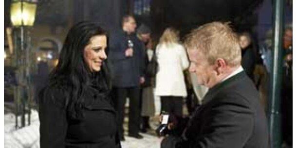 """Heiratsantrag bei """"Bauer sucht Frau"""""""