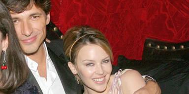 Andres Velencoso & Kylie Minogue