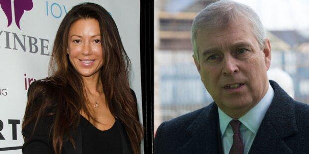 Prinz Andrew datet Clooneys Ex-Flamme