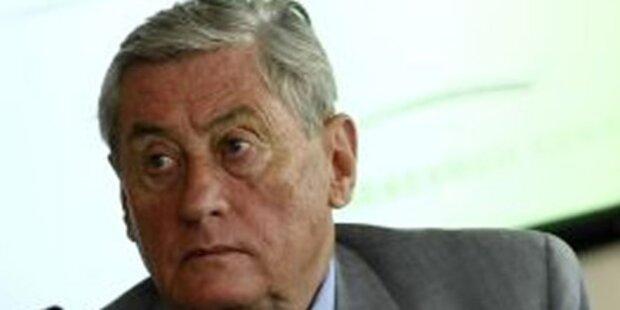 Hannes Androsch für höhere Massensteuern
