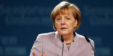 Merkel stellt Trump Bedingungen für die Zusammenarbeit