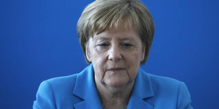"""Merkel als """"Volksverräterin"""" beschimpft - so reagierte sie"""