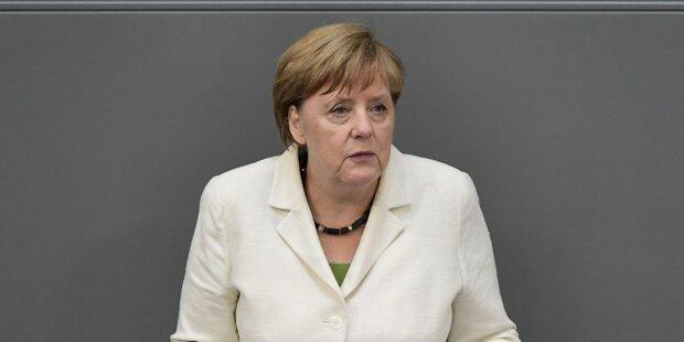 Merkel warnt vor Spaltung Europas
