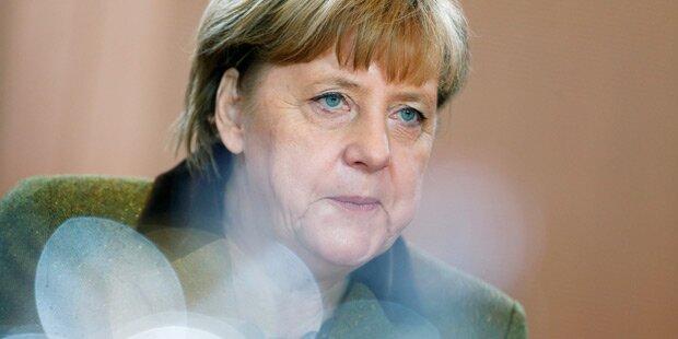 Merkel ist jetzt offiziell Kandidatin von CDU und CSU