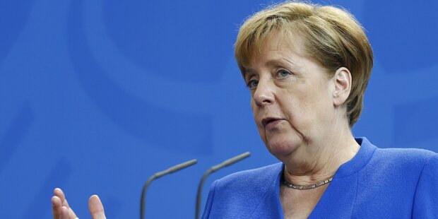 Merkel so offen wie nie zuvor