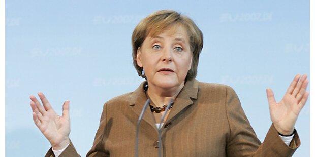 Merkel: Putin ist kein lupenreiner Demokrat