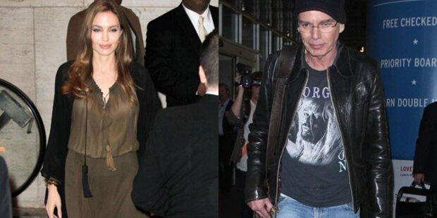 Angelina Jolies Ex will wieder Kontakt