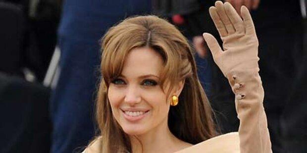 """""""Hatte heiße Nächte mit Angelina Jolie"""