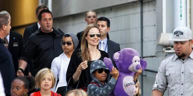 Angelina war zu neidisch auf Brad