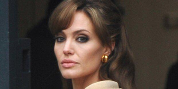 Jolie ist reif für die Nervenklinik